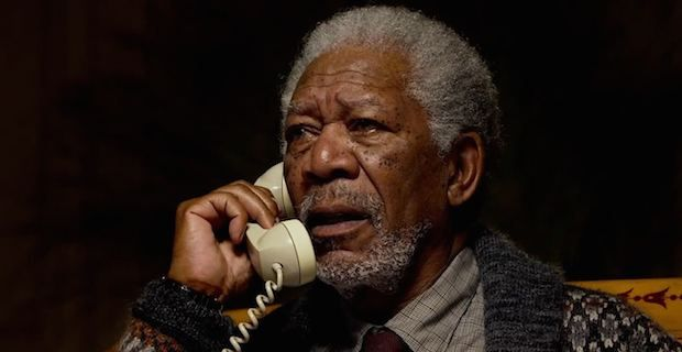 Lucy Movie Morgan Freeman