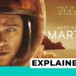 the martian explained
