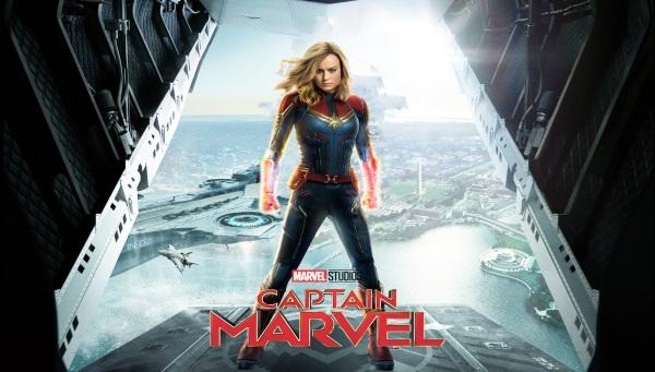 tüm harika filmler Captain Marvel özeti