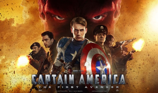 Tüm Marvel Filmi Kaptan Amerika özeti