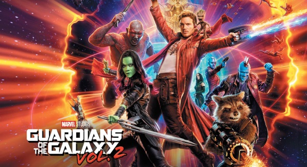 Guardians of the Galaxy Vol 2 summary