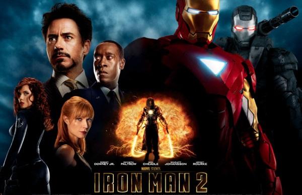 Tüm Marvel Filmleri Iron Man 2 Özeti