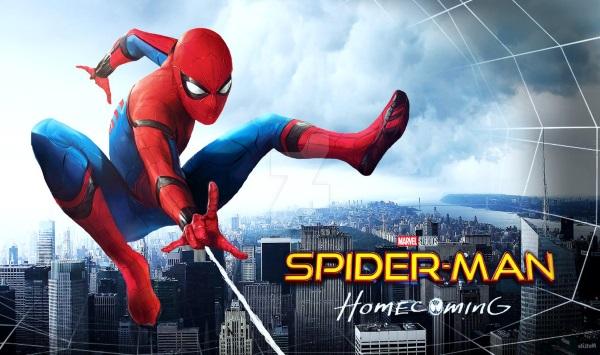 Örümcek Adam Homecoming özeti