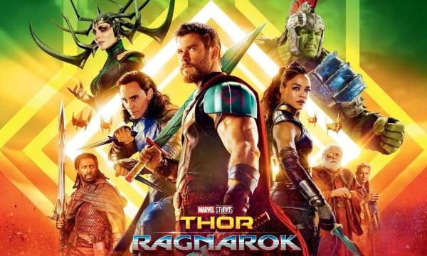 Thor 3 Ragnarok summary