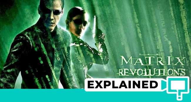 the matrix revolutions explained