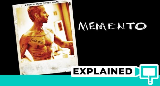 memento explained