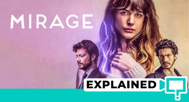 Durante la tormenta mirage movie ending explained