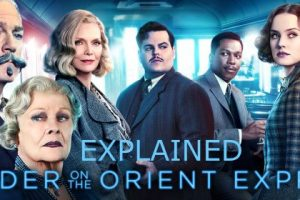Murder On The Orient Express: Ending Explained (2017 Movie Illustration)
