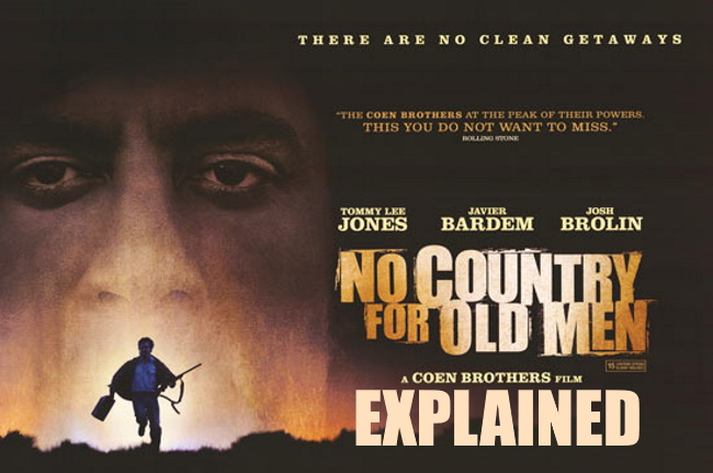 no country for old men explained