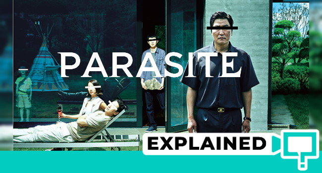 Parasite ending explained