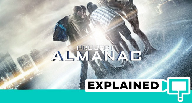 project almanac explained