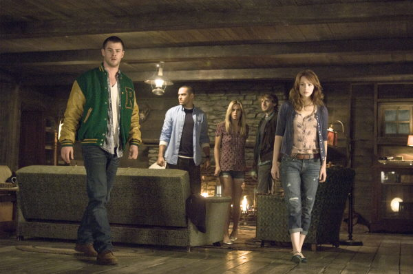 Cabin in the Woods Group