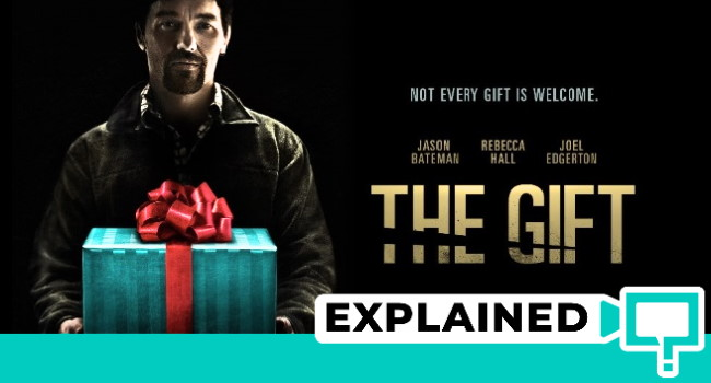 The Gift (2015) : Movie Plot Ending Explained | This is Barry