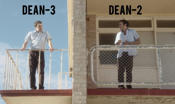 Infinite Man Dean 2 and 3