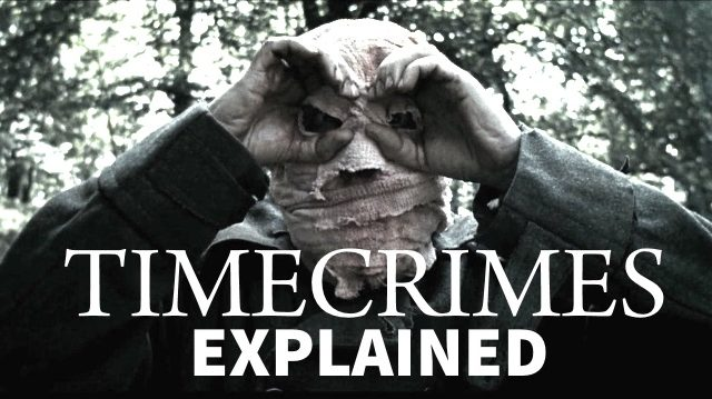 Timecrimes Explained