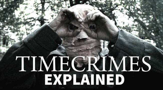 Timecrimes Explained