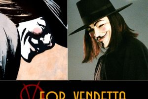 V For Vendetta (2006) : Movie vs Graphic Novel : Explained