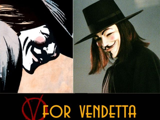 v for vendetta Explained