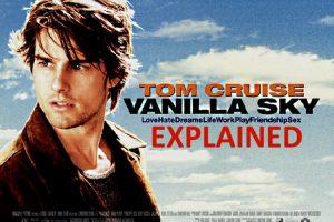 Vanilla Sky (2001) : Movie Plot Ending Explained